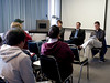 Career Conversations with Human Resource Professionals : Photos by Kara Berchem