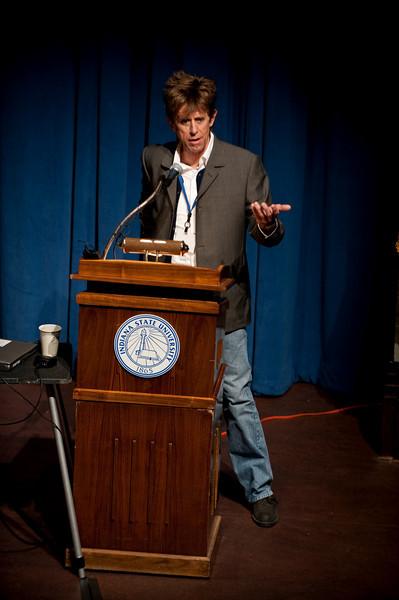"Dr. Jeff Ferrell, Professor of Sociology, Texas Christian University<br /> ""Crisis Culture: Shaking the Social Order"""