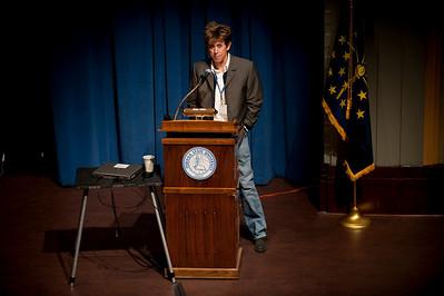 "Dr. Jeff Ferrell, Professor of Sociology, Texas Christian University ""Crisis Culture: Shaking the Social Order"""