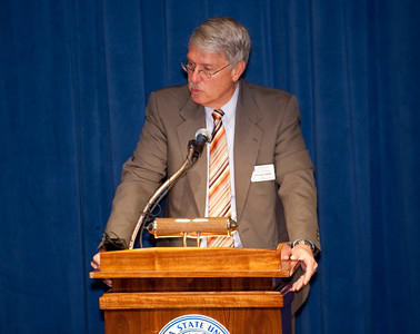 Tom Sauer, Dean of the College of Arts and Sciences