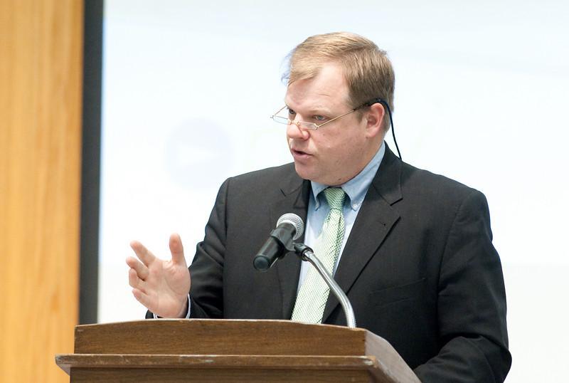 Robert Guell, ISU economics professor