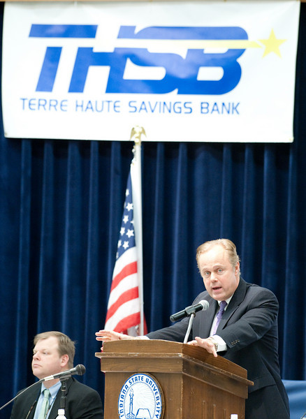Gerry Dick, host of Inside Indiana Business