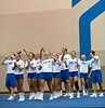 ISU Cheer Team Pre-Season Pep Rally : Photos by Kara Berchem