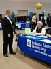 Job Fair : Employers from various industries and locations across the country are present to recruit students to fill specific full-time job positions, internship and job shadow opportunities, and part-time and summer jobs.  Photos by Carly Rice