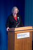 2011 Janet Guthrie- racecar driver speaker : Racing veteran Janet Guthrie was the first woman to qualify and compete in the Indianapolis 500 and the Daytona 500.   Photos by Holley Hiett-Myers
