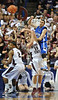 MVC Championship - ISU vs. MSU : The Indiana State Sycamores defeated MVC Regular Season Champion Missouri State by the score of 60-56 in the Championship Game of the State Farm MVC Tournament on Sunday afternoon in front of 10,171 fans inside Scottrade Center.  To view more images from the championship game visit: http://isuphoto.smugmug.com/Sports/Mens-Basketball/MVC-Championship-game-ISU-vs/16103586_eWvZf#1208840746_cvWa3  And to view photos of the pre-game rally at the Hilton in downtown St. Louis, visit: http://isuphoto.smugmug.com/Events/Pre-game-Rally-for-MVC/16101784_V5THA#1208706419_B9q9R  Photos by Tony Campbell