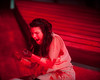 """Titus Andronicus"" : The Theater Department is presenting its final show of the semester, ""Titus Andronicus"" by William Shakespeare. The show runs April 7-9 and 14-16 at the New Theater located on 540 N. 7th Street. Tickets are free to any student when they present their student I.D., and $7 for the general public.  ""Titus Andronicus"" is the story of a Roman general who returns from war only to have his enemy, Tamora the Queen of the Goths, be made Empress of Rome. As a result of this, Titus has to revenge the wrongs done on himself and his family and restore order to Rome. To add to this madness, the play itself will be set in Nazi-occupied Paris and performed by members of the French Resistance as their way of rebelling against their enemies.  This play has been described as Shakespeare's bloodiest play. It is comprised of 14 killings, 9 of them being onstage, 6 severed members, 1 rape, 1 live burial, 1 case of insanity, and 1 act of cannibalism. This all averages out to 5.2 atrocities per act. Please join our department as we bring the world of Titus and World War II Paris together in this dramatic and brutal adaptation of Shakespeare's work.  Photos by Tony Campbell"