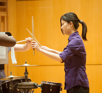 Student recital as part of the Contemporary Music Festival 2012