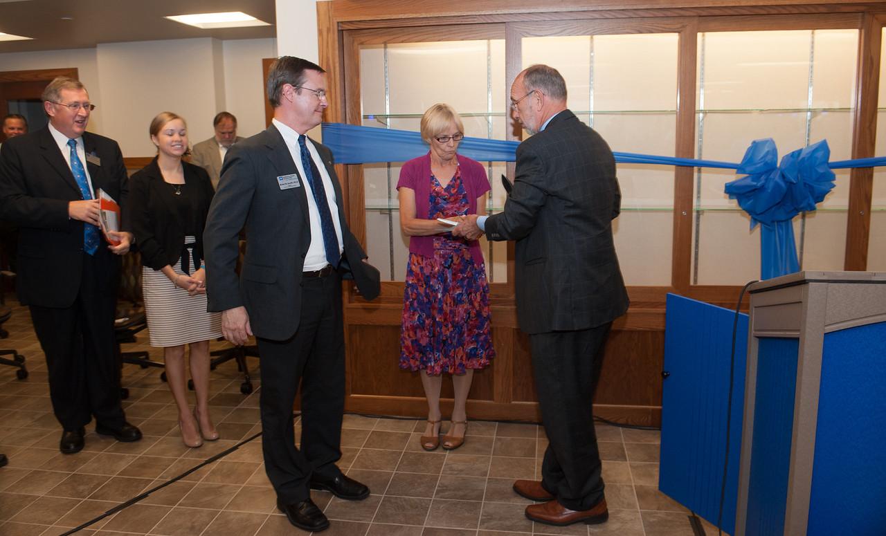 Scott College of Business Dedication