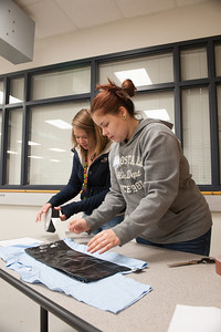 Females in Technology event held in the College of Technology.