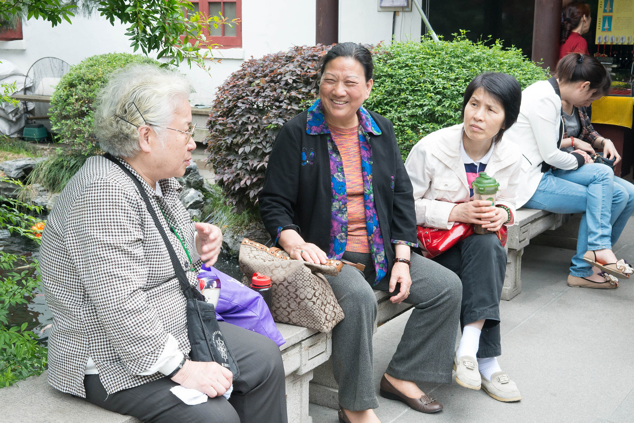 Shanghai, Yu Garden