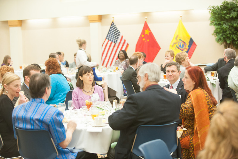 Annual International Awards Banquet in Dede I