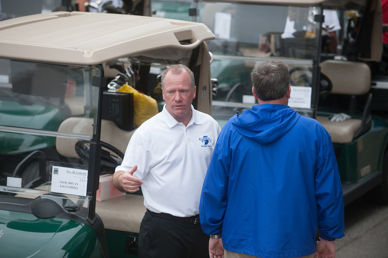 Presidents Scholars Golf Outing 2012 at Brickyard Crossings in Indianapolis