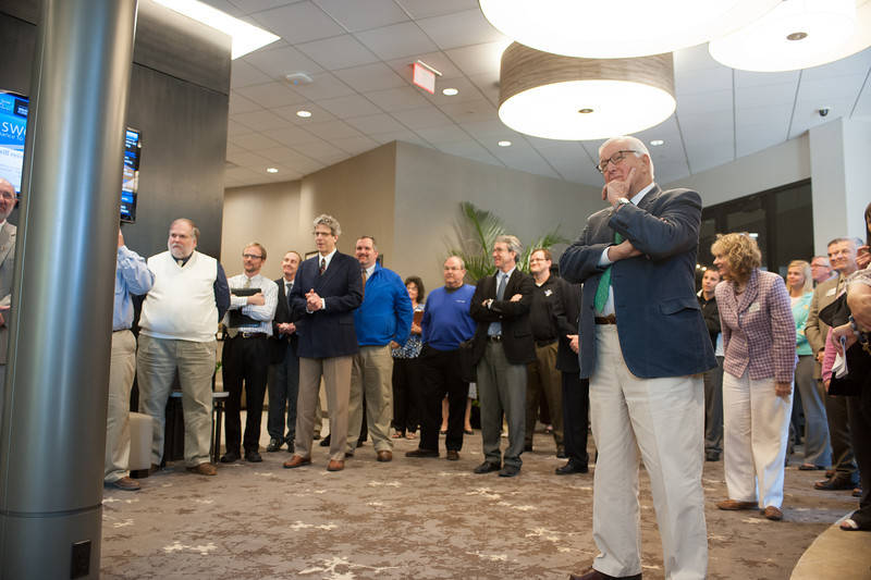 Ribbon Cutting Ceremony for Sycamore Banquet Center