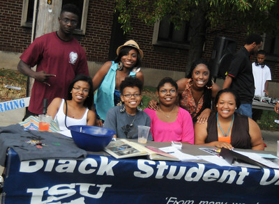 Street Fair at the African American Cultural Center
