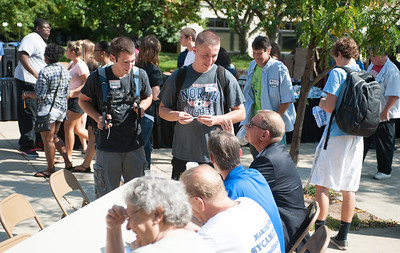 College of Business picnic