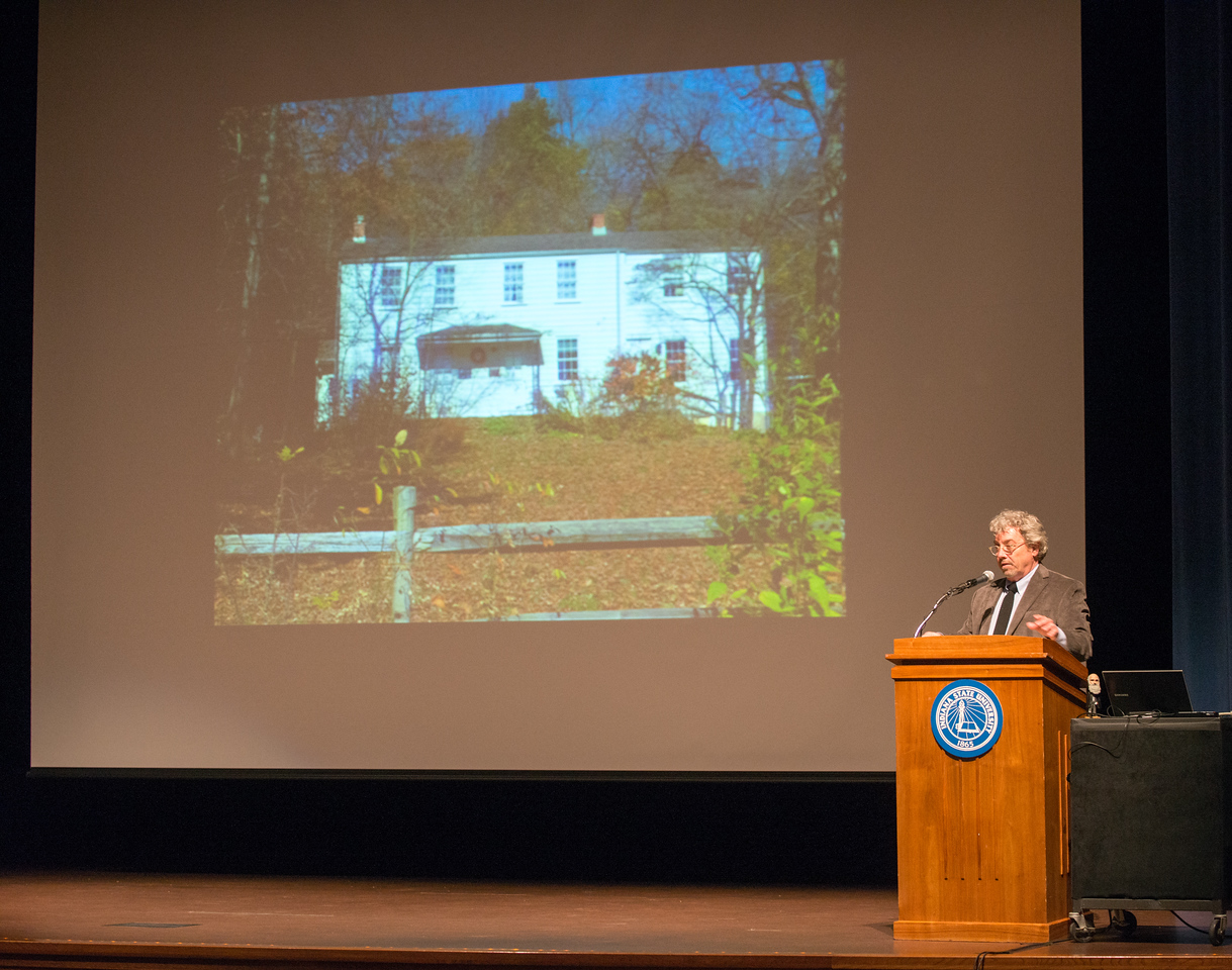 Sixth Annual Earth Day Speaker