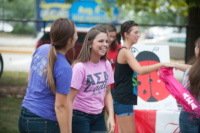 Fraternity/Sorority Greek Carnival