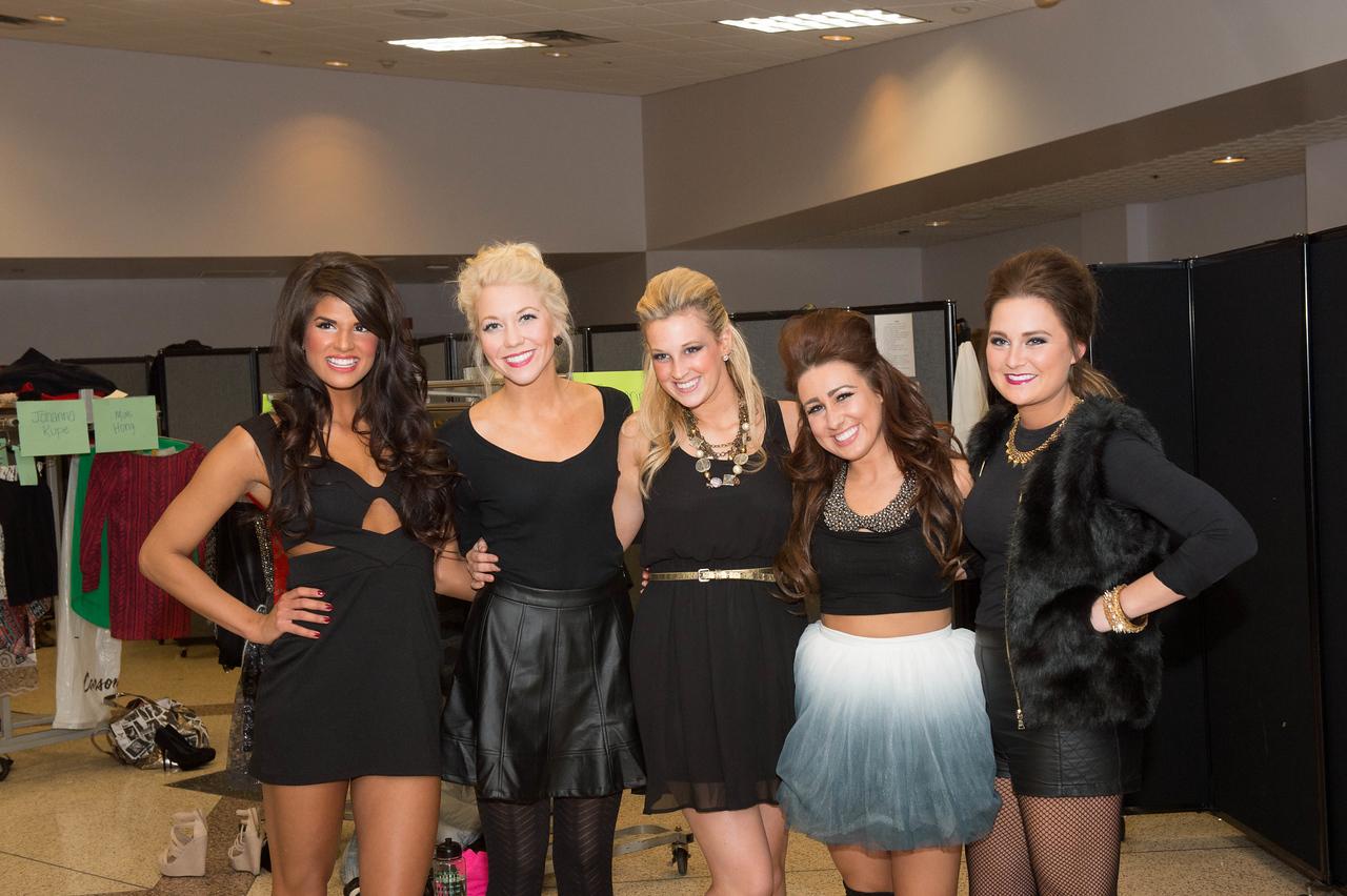 December 07, 2013 TAM Fashion Show 5952