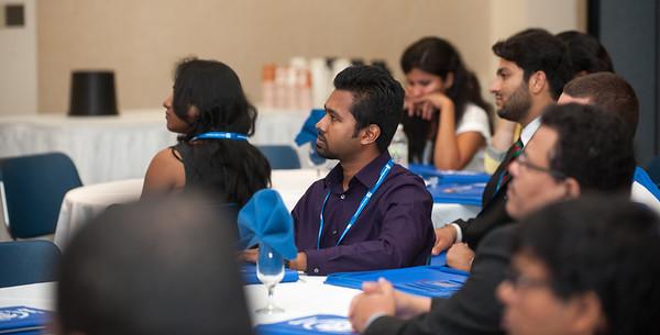 Opening of the 2013 International Student Leadership Program