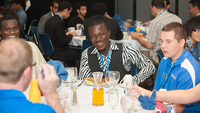 Opening of the 2013 International Student Leadership Program