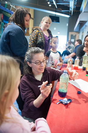 Children and parents alike are invited to explore the world on its smallest scale, as ISU's Center for Science Education partners with the Terre Haute Children's Museum to showcase fascinating applications of nanoscience in the latest technologies through a variety of hands-on activities