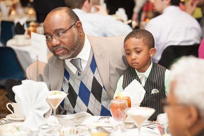 Martin Luther King Jr. Commemoration Dinner in Dede I