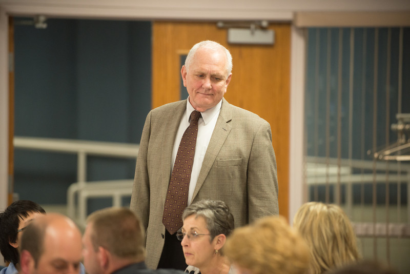 Michael Murphy retirement