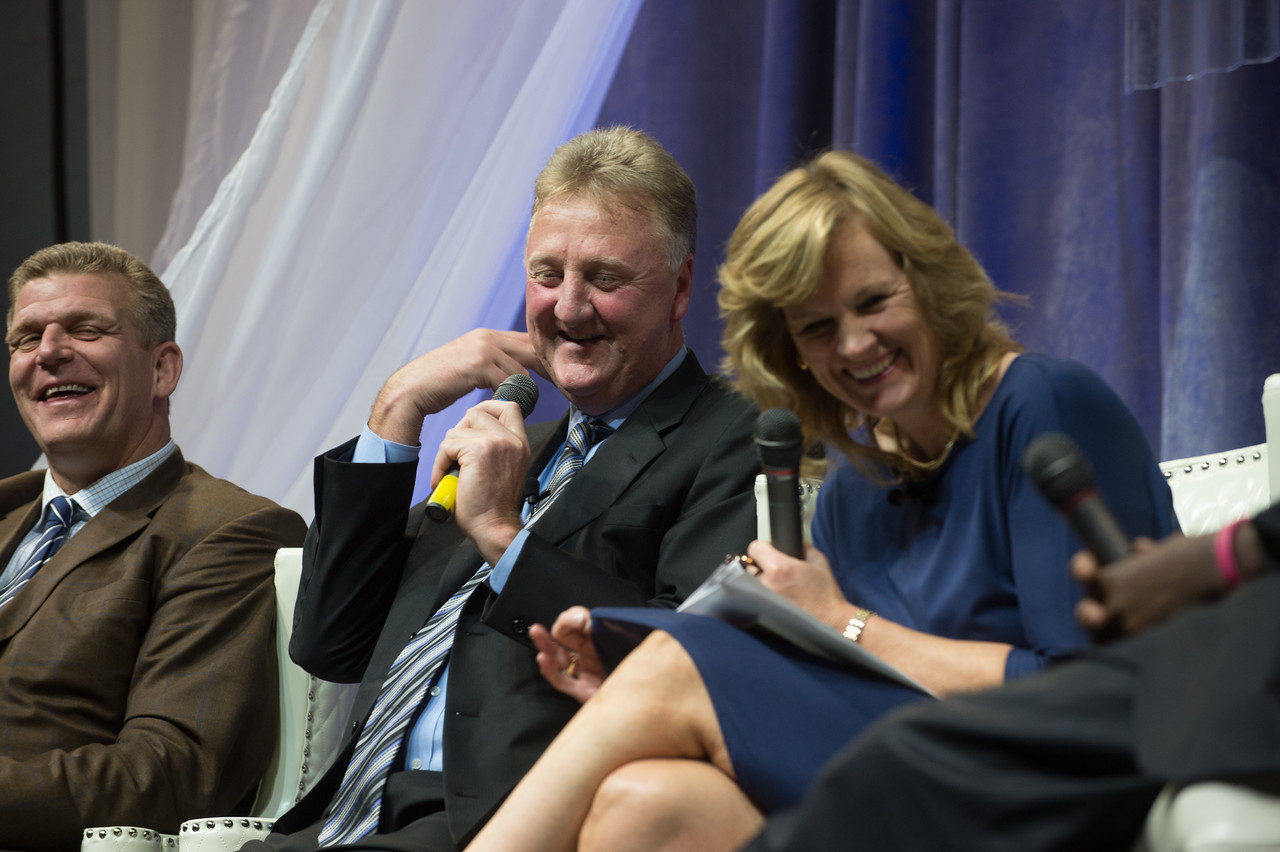 Larry Bird Scholarship Dinner