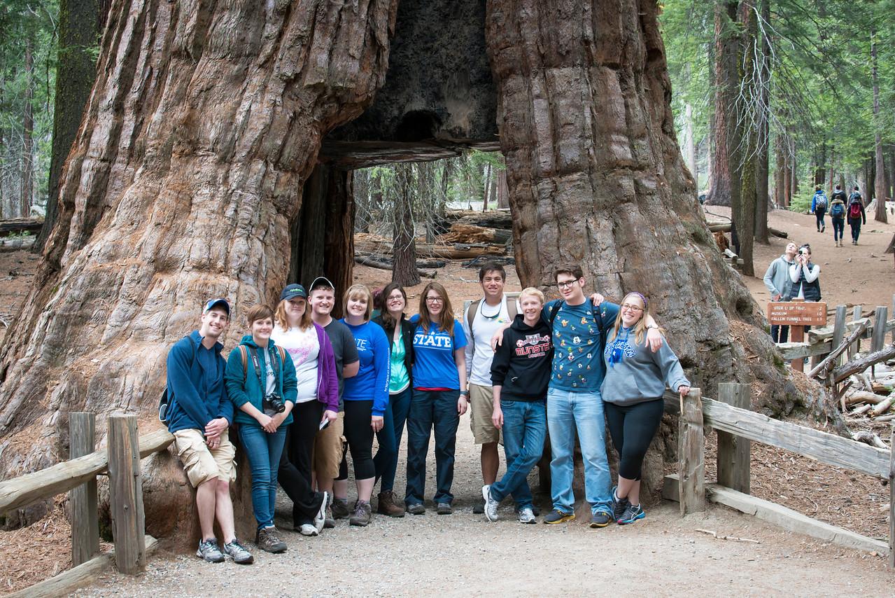 2014 President Scholars Trip