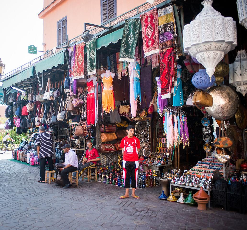 Morocco Soccer Trip 2014