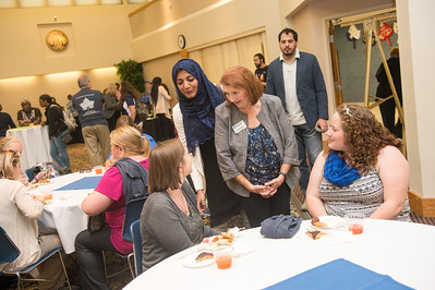 University embraces differences at inaugural Fall Diversity and Inclusion Social