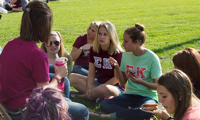Sorority Picnic