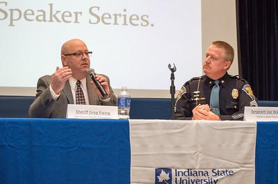 Deaprtment of Criminology and Criminla Justice Speaker Series