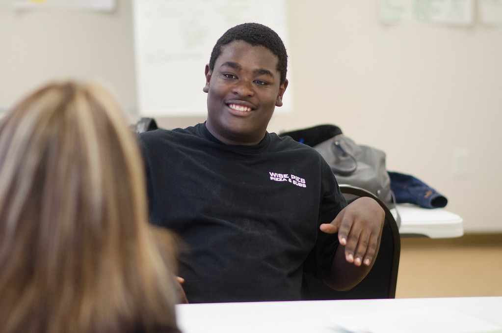 Program aims to teach special education students life, employment skills