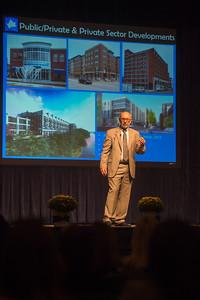 President Dan Bradley annual address