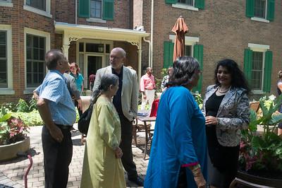Gandhi rededication