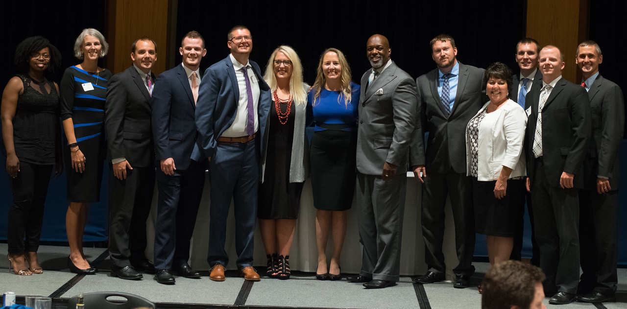 Inaugural cohort completes Woodrow Wilson MBA in Education Leadership program