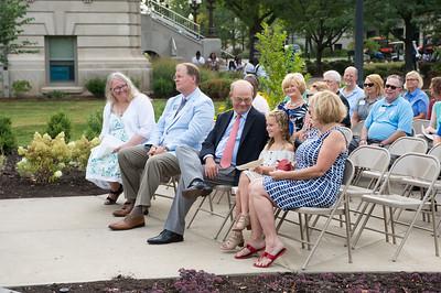 Reece-Kepner Faculty Garden