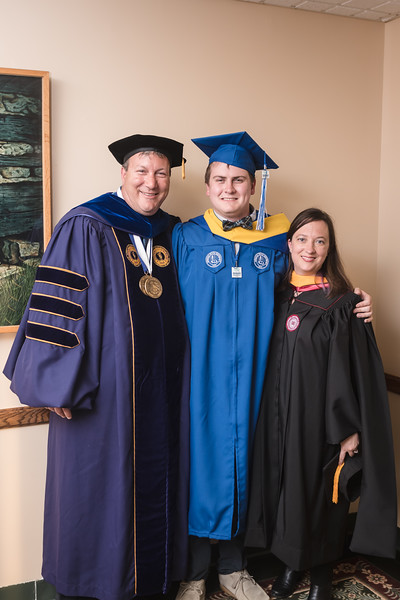 Genetic Counseling Hooding Ceremony