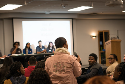 SGA Town Hall Meeting