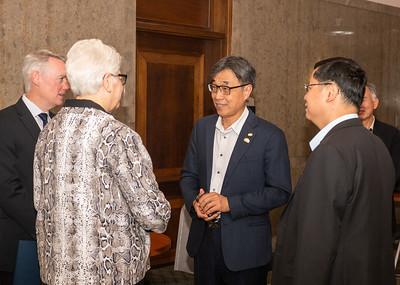 Taiwan delegation