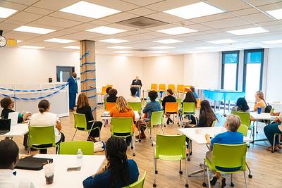 Mentoring Center Opening