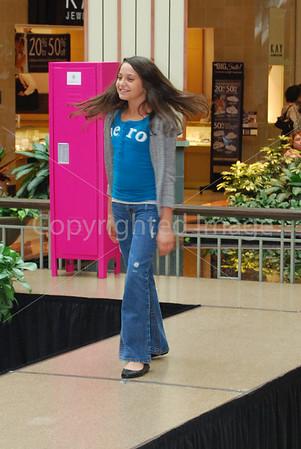 Colonie Center Fashion Show Fall 2009