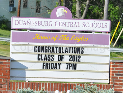 Duanesburg Graduation June 22, 2012