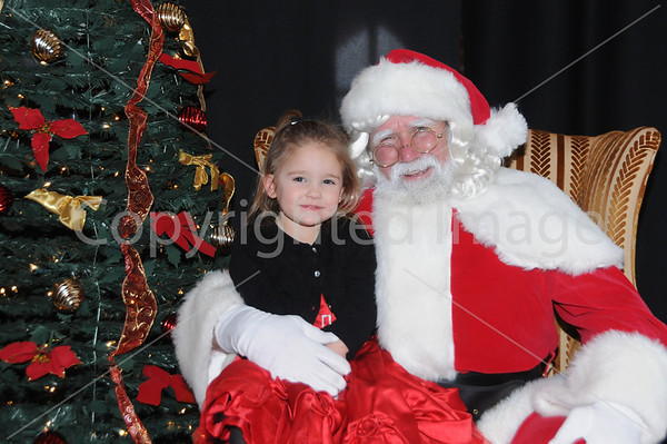 Breakfast with Santa and Friends  December 8 2013