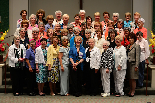 Class of 1963 Group Photo