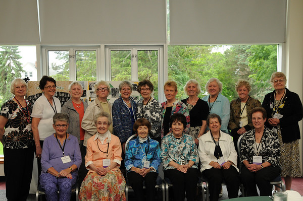 Class of 1953 and 1958 Reunion Luncheons