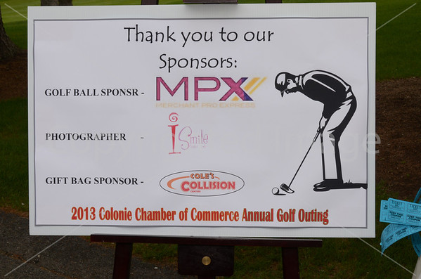 Colonie Chamber Pinehaven Country Club