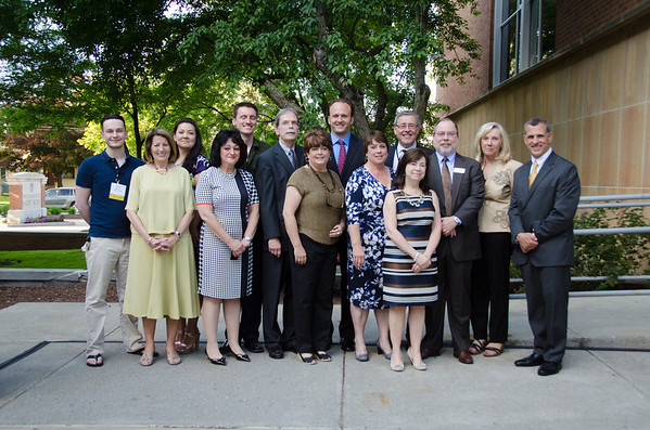 Prominent Alumni Reception